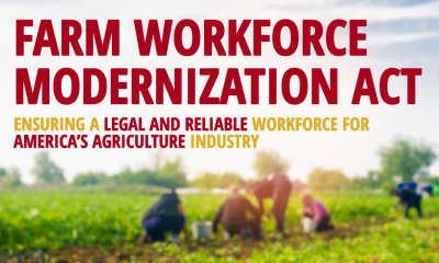 Farm Workforce Modernization Act
