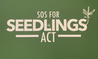 SOS for Seedlings Act